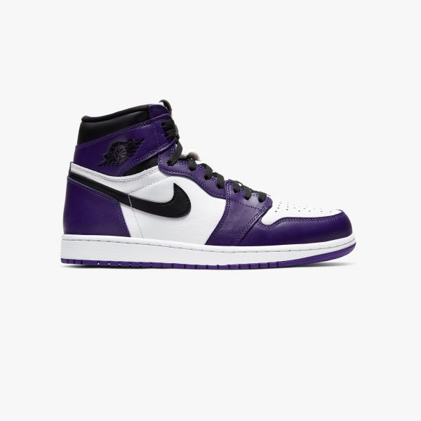 Nike Air Jordan 1 Retro High | Court Purple
