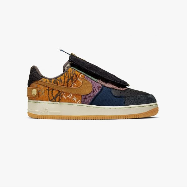 Nike x Travis Scott Air Force 1 | Cactus Jack