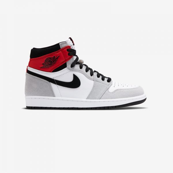 Nike Air Jordan 1 Retro High | Light Smoke Grey