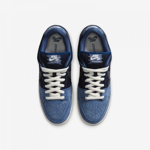 Nike SB Dunk Low | Denim Sashiko