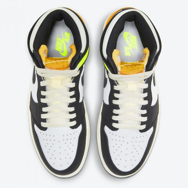 Nike Air Jordan 1 Retro High | Volt Gold