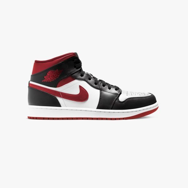 Nike Air Jordan 1 Mid | Metallic Red